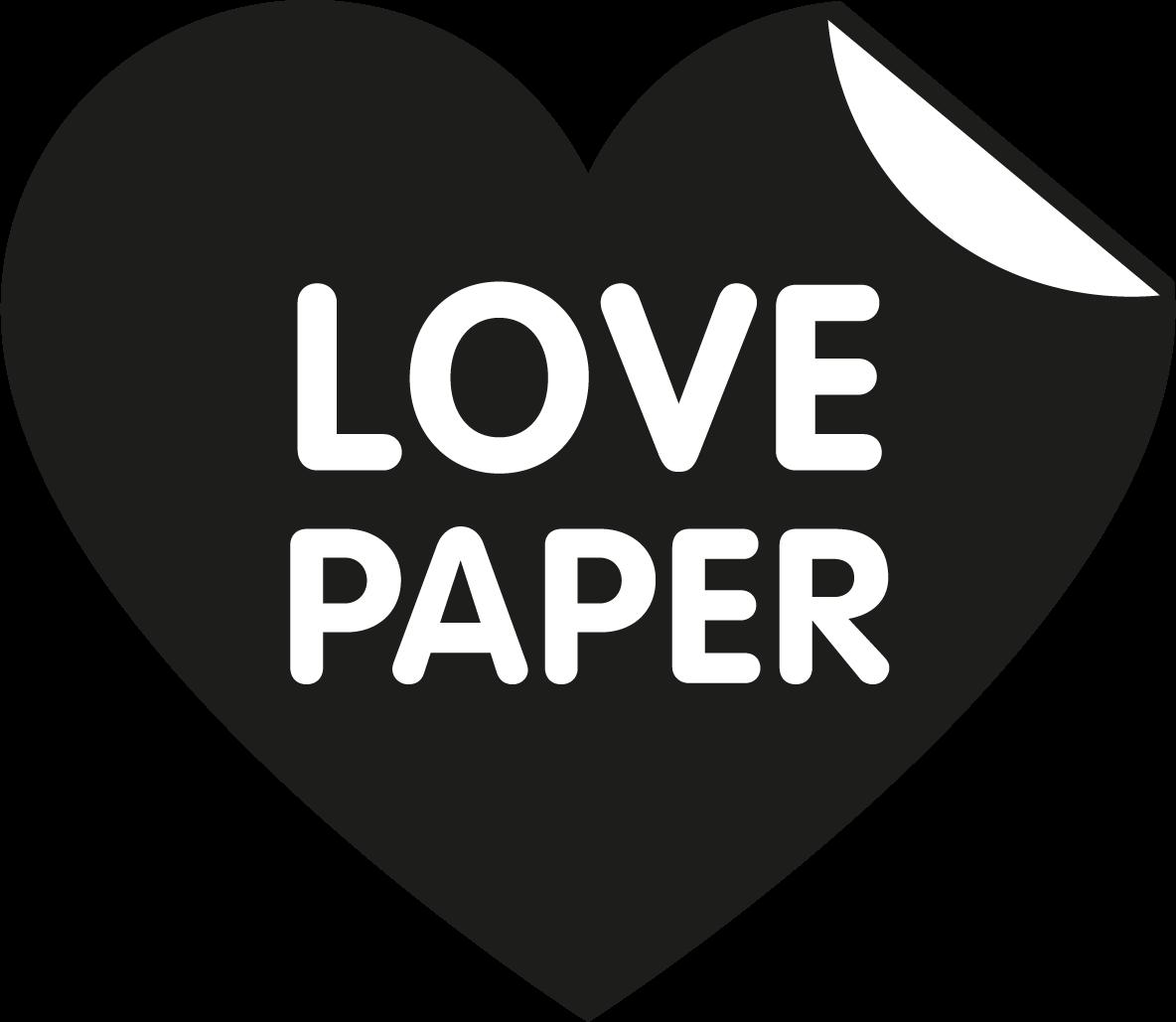 Love Paper DE