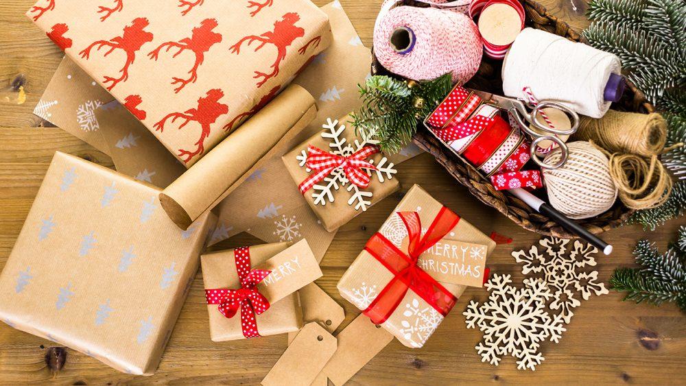 Hübsches Papier: Tipps für ein nachhaltigeres Weihnachtsfest