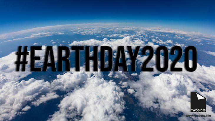 Tag der Erde 2020: Papier ist eine gute Wahl für die Umwelt