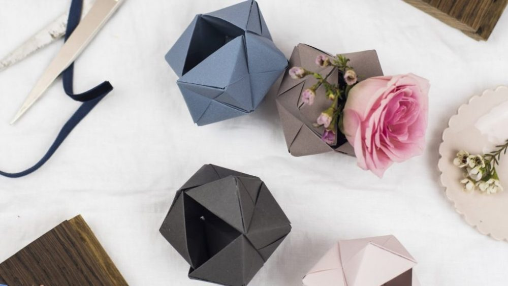 Papier-Origami: Die Geschichte und Entwicklung
