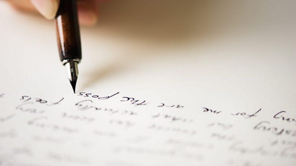 Briefe schreiben wird wieder Trend: 5 Gründe für Stift und Papier