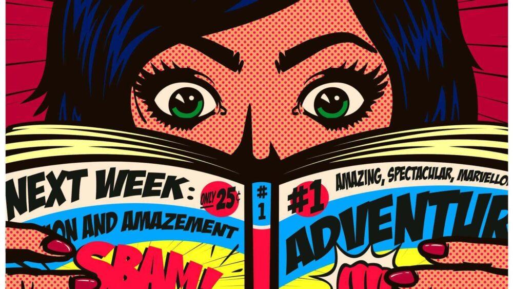 Erstelle dein eigenes Comicbuch